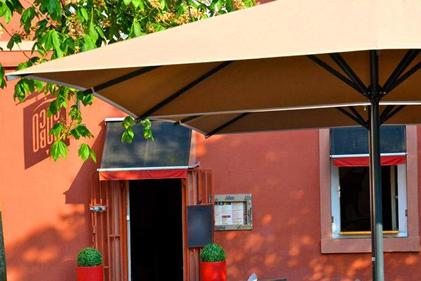 terrasse / La Terrasse